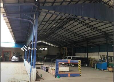 Dijual - Dijual Gudang 2lantai siap pakai dengan luas 1250m di Mustika Jaya Bekasi
