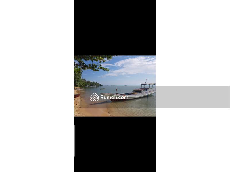 Tanah view pantai langsung di karimunjawa #104021819