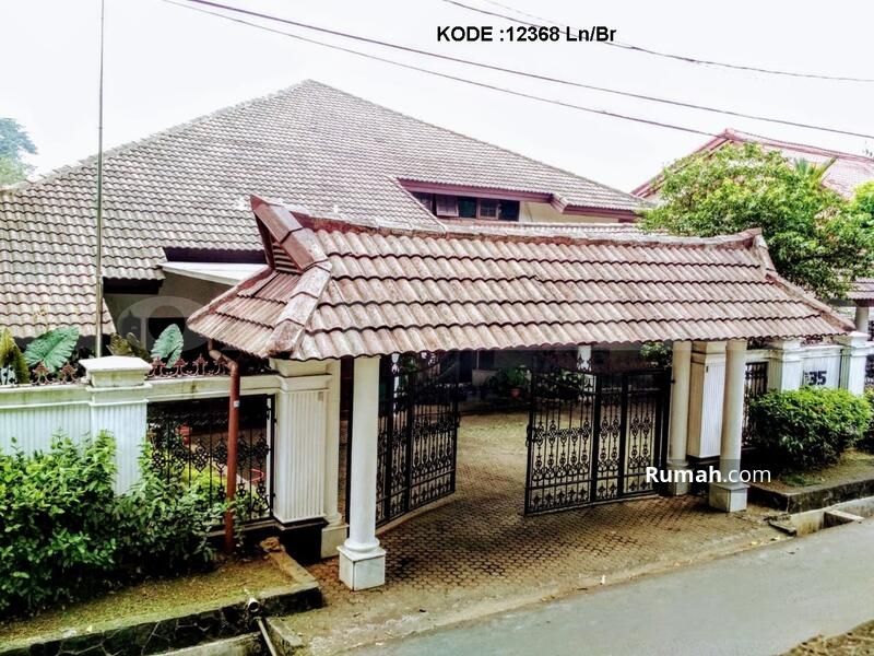 KODE :12368(Ln/Br) Rumah Dijual Cipayung, Luas 2.332 Meter #104034921
