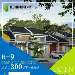 Dijual - Techno Padalarang Regency