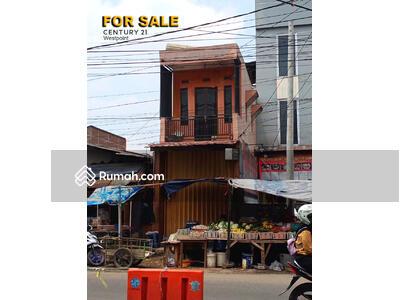 Dijual - Di Jual Ruko 2 Lantai Sebelah Pasar di Jl. Gatot Subroto, Bandung