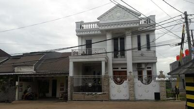 Dijual - Dijual Rumah Pondok Cabe, Dalam Cluster Pemandangan Sawah dan Sungai Jarang Ada di Selatan Jakarta