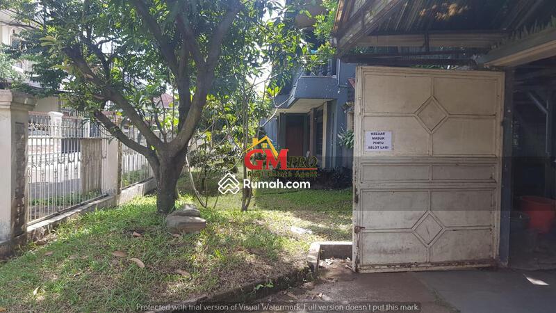 RUMAH LAMA HITUNG TANAH DI TURANGGA BUAH BATU BANDUNG - PUSAT #104119925