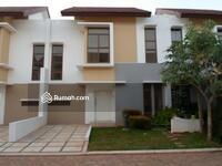 Dijual - RECOMMENDED Rumah 2 Lantai 7, 5x17 type 3KT Semi Furnished Cluster Alamanda JGC Jakarta Garden City