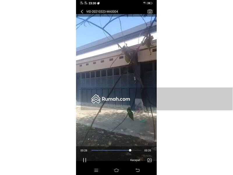 Disewakan ruko pinggir jalan raya untung Suropati kawasan pabrik #104137265