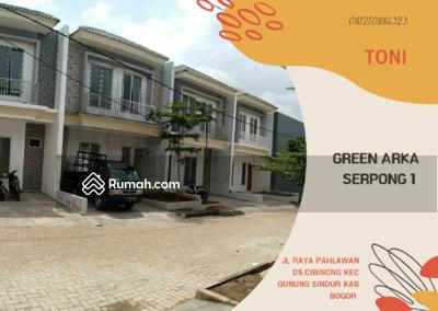 Dijual - Green Arka Serpong 2