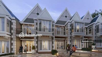 Dijual - Setra Duta, rumah, design antik bangunan eropa, jarang ada!
