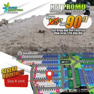 Dijual - HOT Sale Promo Tanah Kavling Murah Sidoarjo Hanya 90 Jt