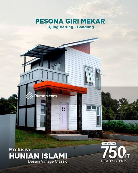 Ready Stok Rumah 765jt Desain Minimalis Bandung Timur #104232669