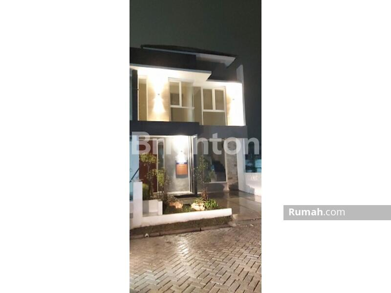 Dijual Rumah 2 Lantai On Progress di Greenlake Wonorejo Rungkut #104234883