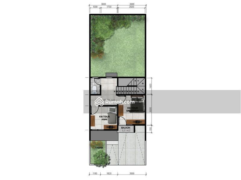 New cluster murah sisa 1 unit di Jatiasih Bekasi #104240525
