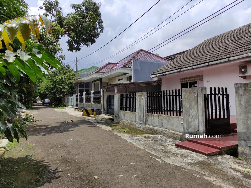 Rumah Tanah sareal Bogor posisi hoek #104245229