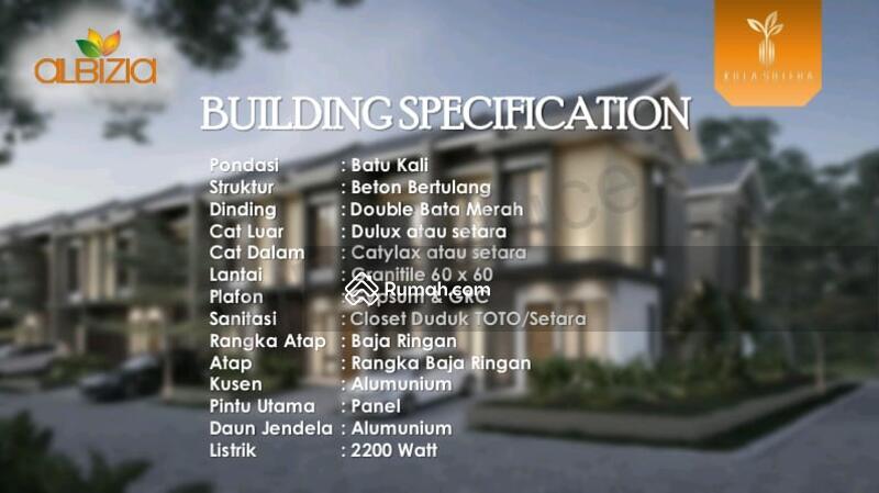Rumah Milenial Kamar 3 di Kota Sutera Tangerang Rajeg #104291957
