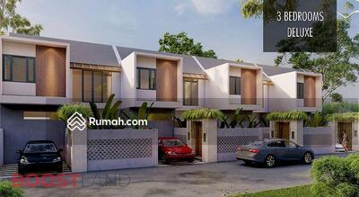 Dijual - Villa baru harga pandemi dekat sunday beach club Ungasan