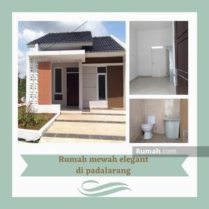 Dijual - 2 Bedrooms Rumah Padalarang, Bandung Barat, Jawa Barat