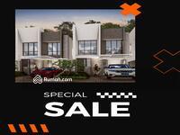 Dijual - Harga Perdana, rumah 2 lantai hanya 400juta. untuk 5 pembeli pertama