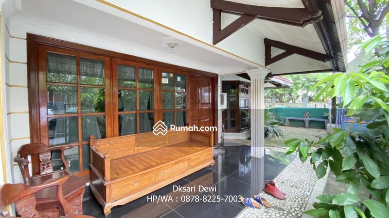 Rumah Asri Furnished di Kalimalang Kayuringin Jaya Bekasi Selatan #104436981