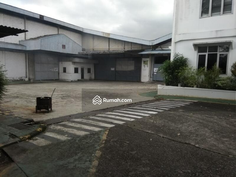Tanah MURAH plus Gudang bagus akses container di Cibitung Bekasi #104468815