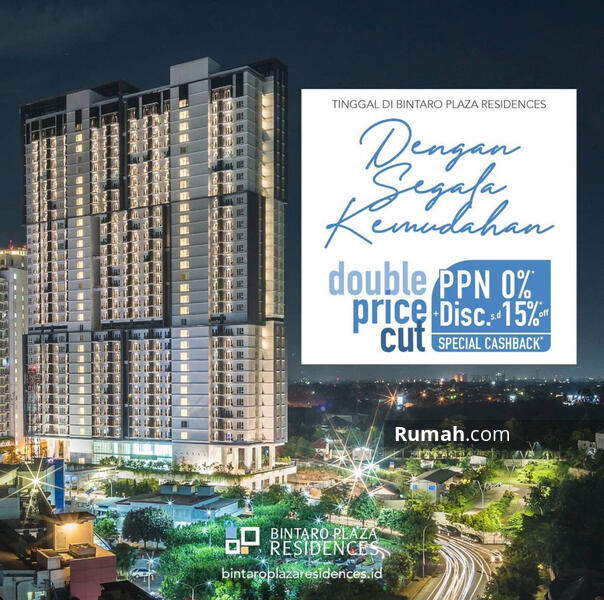 Breeze Tower - Bintaro Plaza Residences #104477321