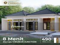 Dijual - Rumah Nuansa Bali 10 menit ke Toll, DP 10%, SHM