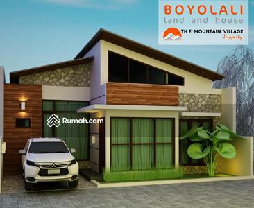 Dijual - Rumah Kavling Mountin Boyolali
