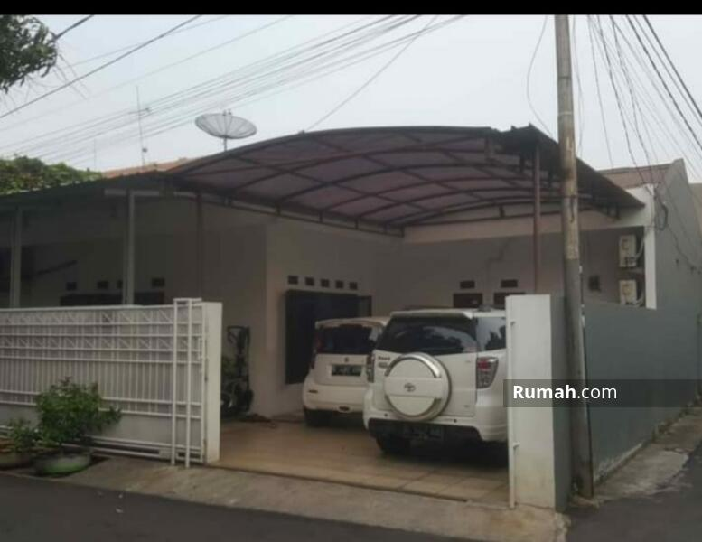 Dijual rumah asri dan bebas banjir klender Jakarta Timur #104614871