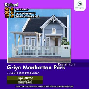 Dijual - Griya manhattan park