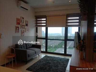 Disewa - Apartemen bagus sudah furnished dan strategis di Apartemen Marigold Navapark BSD