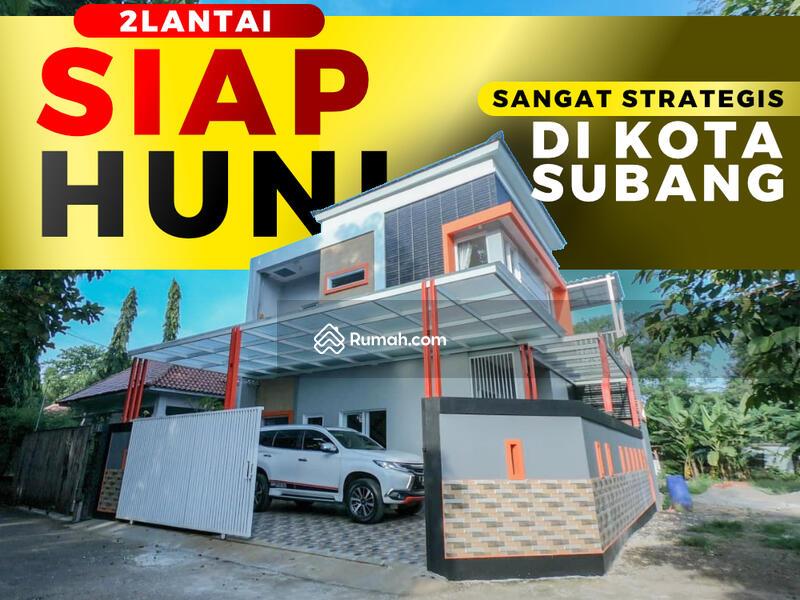 Rumah Sangat Strategis di dekat Pusat Kota Subang