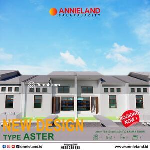 Dijual - New Desain Type Aster 38/60 Rumah Subsidi Minimalis Balaraja Tangerang