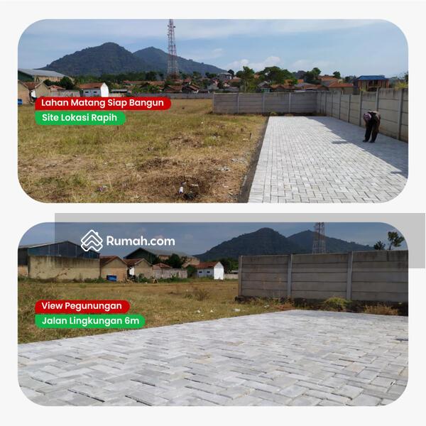 Tanah Kavling Dekat Kantor Kecamatan Tanjungsari #104691155