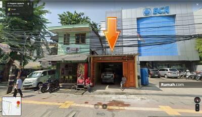 Dijual - RUKO PANGERAN JAYAKARTA LUAS TANAH 169m, 5 LANTAI, SAMPING BANK BCA, COCOK UNTUK RUANG USAHA