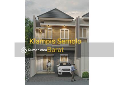Dijual - Rumah Baru Gress Klampis Semolo Wisma Mukti Surabaya