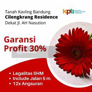 Dijual - Tanah Kapling Cijambe Bandung Timur: SHM, Diskon 25%