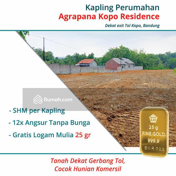 Kapling Agrapana Residence Kopo Bandung #104711627