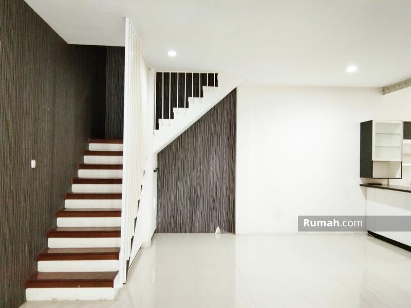 Dijual rumah baru minimalis full furnished harga covid lokasi pondok hijau #104766499
