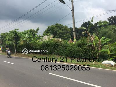 Dijual - Tanah di jalan raya Bandungan