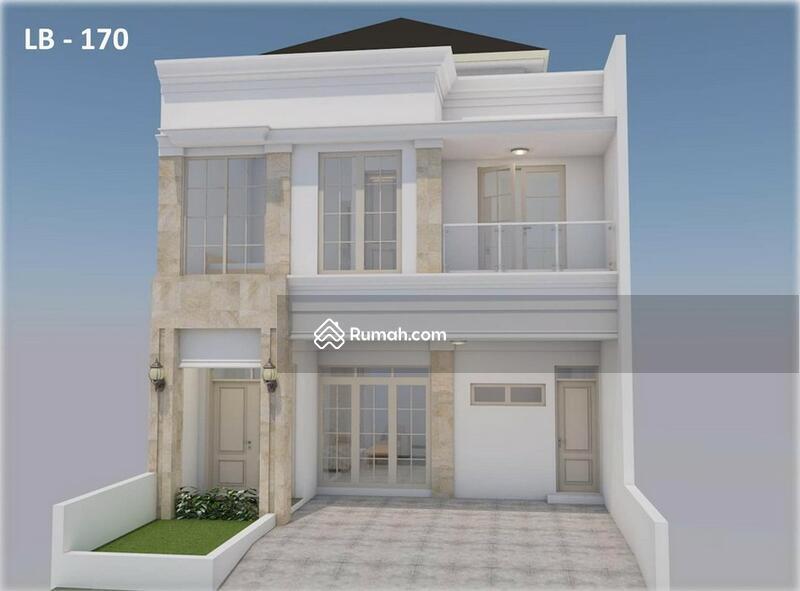 Rumah Mewah di Cluster Rawamangun #104876613