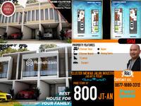 Dijual - Rumah cantik dan modern 2 lantai Jalan Industri Jakarta Pusat