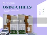 Dijual - OMNIA HILLS