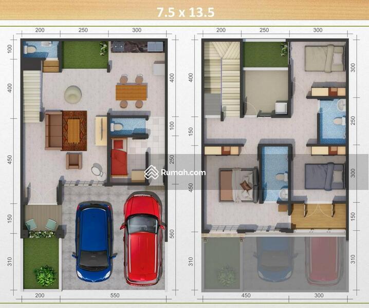Mau Rumah Baru dengan Layout yang Sesuai Keinginan? Di sini Bisa #104897407