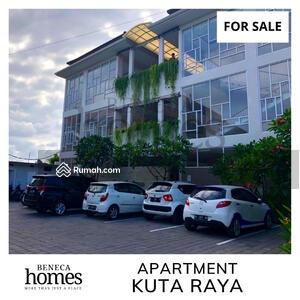 Dijual - Apartment di Kuta Raya