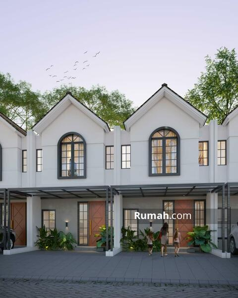 Rumah Baru Gress Minimalis 2 Lantai Baruk Surabaya #104979165