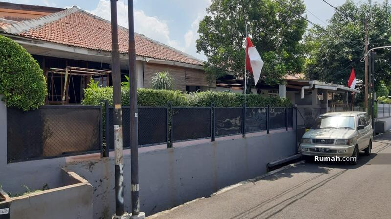 Jual Rumah Di Kompleks Pusri, Petukangan - Jakarta Selatan #104989583