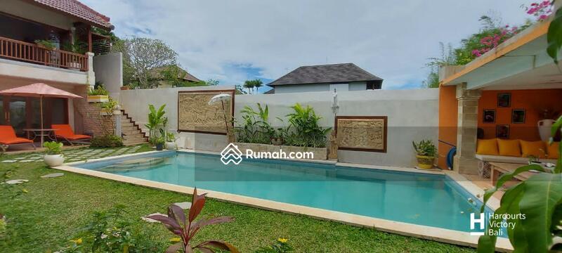 Wonderful ocean view Villa at Benoa Kuta Bali #104995193