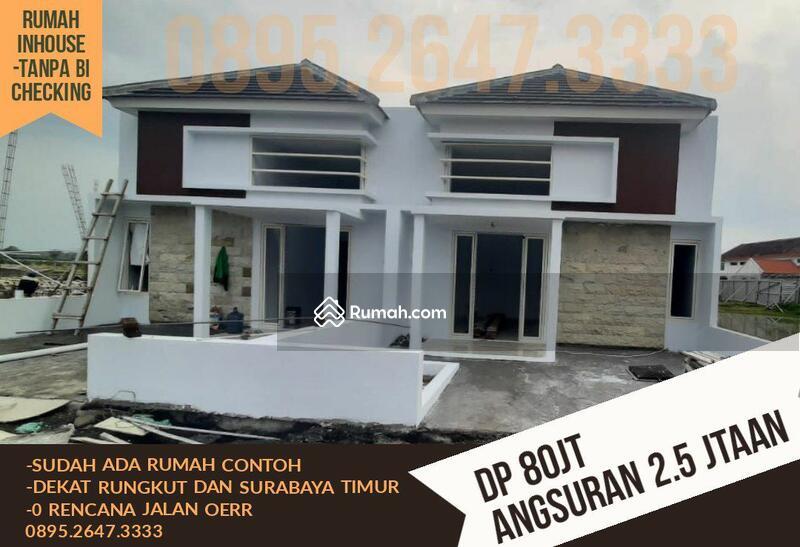 Rumah Murah Dekat Bandara Juanda Sedati Sidoarjo #104995781