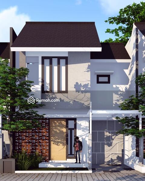 Rumah bebas banjir di jakarta #105031717