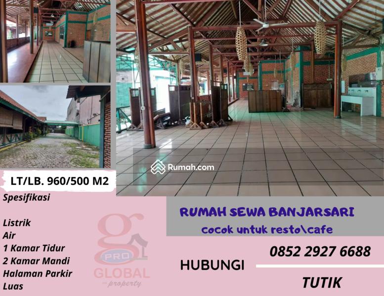 Rumah Cocok Untuk Resto/Cafe #105586807