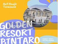 Dijual - Cluster Golden Resort Bintaro 2 Lantai Termewah di Bintaro Sektor 7 kebayoran Arcde