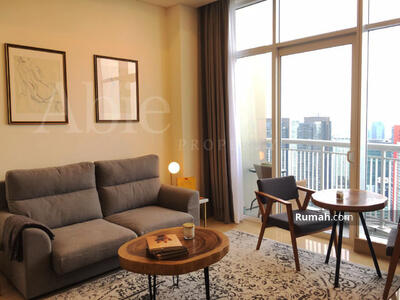 Dijual - Di Jual Segera South Hills 1BR+1 Fully Furnished 73m2 Area Kuningan Setiabudi by Inhouse Sales
